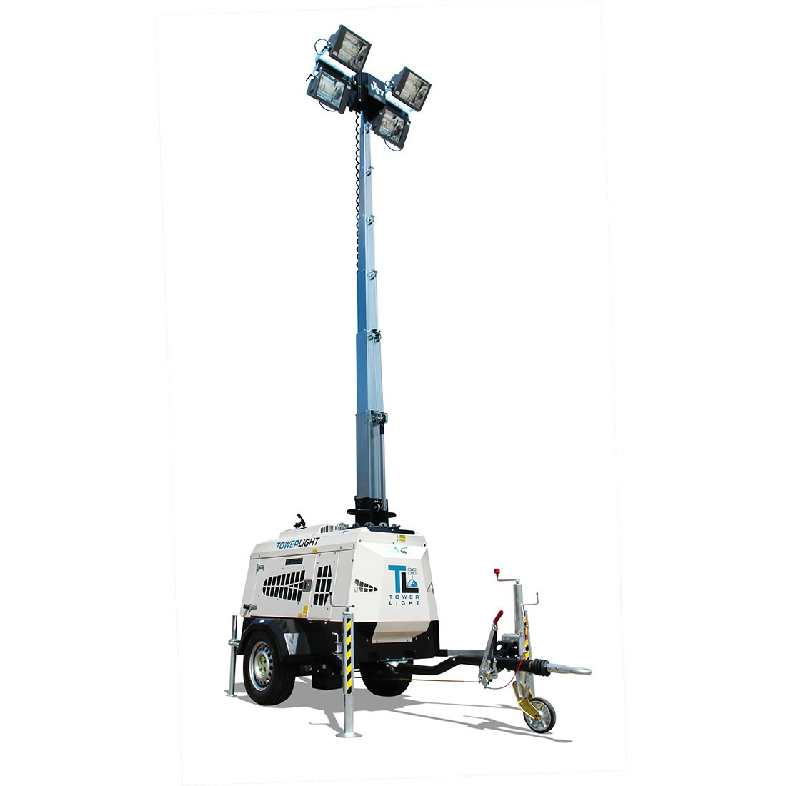 VT-1 Road Towable Light Tower - 9M Diesel